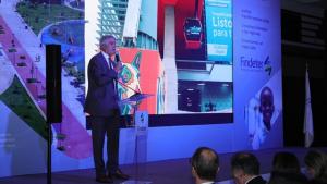 Alcalde Enrique Peñalosa destaca los logros de TransMiCable