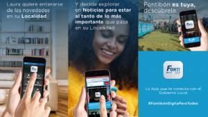 FontiAPP, la nueva aplicación para la gente de Fontibón. Foto: Alcaldía Fontibón