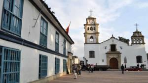 Plaza de Fontibón