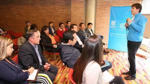 Capacitación Alcaldes Locales - Foto: Prensa Secretaría de Gobierno