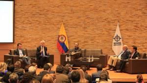 Intervención Congreso Internacional de Política Penitenciaria y Carcelaria - Foto: Comunicaciones Alcaldía Mayor  / Diego Bauman