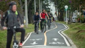 Foro 'Transforma - La Historia de la Bicicleta en Bogotá' - Foto: Consejería de Comunicaciones