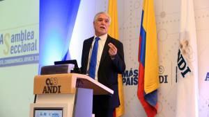 Asamblea ANDI - Foto: Alcaldía Mayor de Bogotá