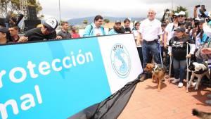 Inauguración Instituto Distrital de Protección y Bienestar Anial - Foto: Alcaldía Mayor de Bogotá