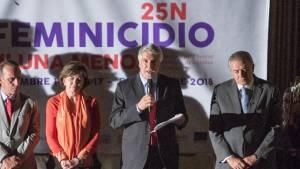 Con un acto conmemorativo Alcaldía Peñalosa rechaza violencia contra las mujeres - Foto: Alcaldía Mayor de Bogotá