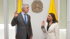 TransMilenio tiene nueva gerente - Foto: Alcaldía Mayor de Bogotá