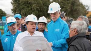 Engativá tendrá 4 canchas sintéticas - Foto: Alcaldía Mayor de Bogotá