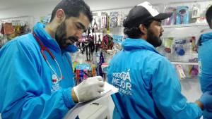 Alcaldía Peñalosa rescata a 13 caninos - Foto: IDPYBA