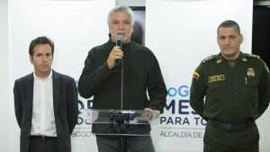 Capturan a presuntos autores de asesinatos del niño de Bosa y biólogo de la Nacional - Foto: Andrés Sandoval