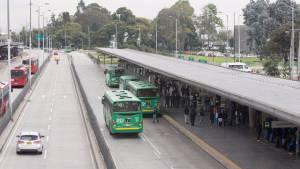 Rutas alimentadoras - FOTO: Prensa Consejería de Comunicaciones Alcaldía Mayor