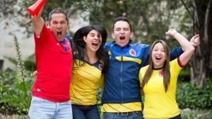 Campaña fútbol en paz - Foto: Comunicaciones Alcaldía Bogotá