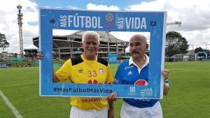 Más fütbol más vida - FOTO: Prensa IDPAC
