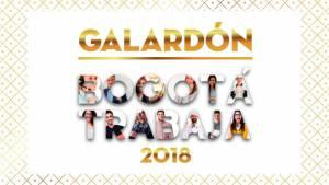 Galardón Bogotá Trabaja 2018