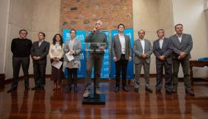 Gerencia para migrantes venezolanos - FOTO: Consejería de Comunicaciones