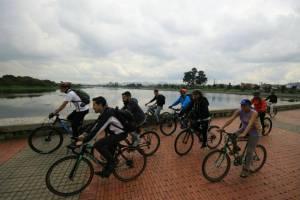 Giro Oriental: Una carrera de observación en bicicleta