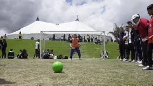 Estrategia 'Goles para una vida mejor' -  Foto: Comunicaciones Secretaría de Educación