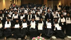 Graduación vendedores informales - Foto: bogota.gov.co