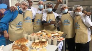 Habitantes y ex habitantes de calle demuestran sus talentos culinarios