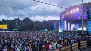 Hip Hop al parque 2017 - Foto: Alcaldía Mayor de Bogotá/Andrés Sandoval