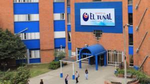 Hospital El Tunal - Foto: Prensa Secretaría de Salud