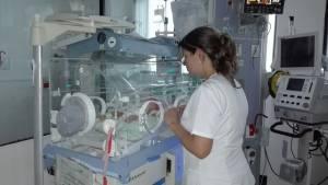 Hospitales públicos salvan la vida de cuatro bebés abandonados. Foto: Secretaría de Salud