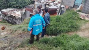 Rafael Uribe Uribe, San Cristóbal y Ciudad Bolívar son las tres localidades con más emergencias.