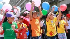 Iglesias y Distrito dicen NO a violencia contra los niños
