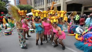 Desfile de Comparsas - Foto: Secretaría de Cultura, Recreación y Deporte