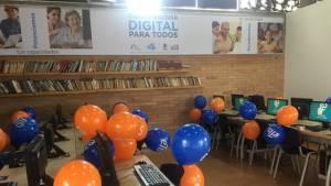 Amigo de Ciudad Bolívar, mídasele a la tecnología con los nuevos laboratorios digitales. Foto: Alta Consejería Distrital TIC