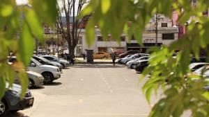 Parqueaderos. Foto: Alcaldía Mayor
