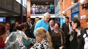 Disminución de autorizaciones para servicios de salud - Foto: Comunicaciones Alcaldía Bogotá / Diego Bauman