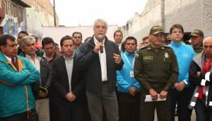 Intervención María Paz - FOTO: Consejería de Comunicaciones Alcaldía Mayor de Bogotá