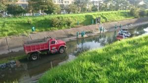 Una ardua gestión realiza el Distrito para prevenir las inundaciones - Foto: IDIGER