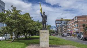 Este acto se llevará a cabo en el Monumento Jaime Garzón. Foto: IDPC