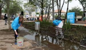 Jornada de embellecimiento - Foto: UAESP