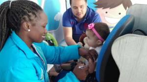 Jornada de Vacunación - Foto: Secretaría de Salud