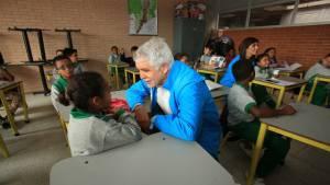A buen ritmo avanza la implementación de la jornada única escolar - Foto: Secretaría de Educación