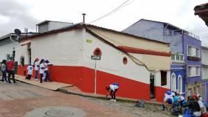 Jornada de embellecimiento Centro de Bogotá