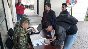 Jornadas remisos - FOTO: Prensa Reclutamiento Ejército Nacional