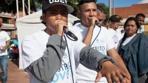 Jóvenes de Bogotá - Foto: Comunicaciones Secretaría de Integración Social