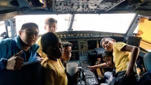 Beneficiarios del Idiprón en sus vacaciones de fin de año - Foto: comunicaciones Idiprón