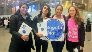 Jóvenes que viajan a Uruguay - FOTO: Consejería de Comunicaciones