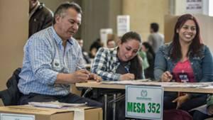 Jurados de votación - Foto: Registraduría Nacional del Estado Civil