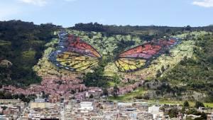 La Mariposa en usaqué - FOTO: Consejería de comunicaciones