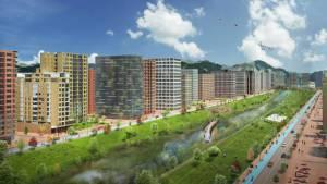 Lagos de Torca. Foto: Secretaría de Planeación