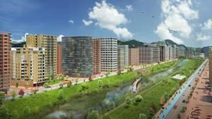 Lagos de Torca se hace realidad con aportes de $1,5 billones de pesos