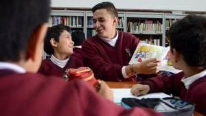 Agentes de lectura de los colegios de la ciudad - Foto: Prensa Secretaría de Educación
