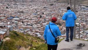 Legalización de barrios mejora la calidad de vida de habitantes del sur de Bogotá - Foto: Secretaría de Hábitat