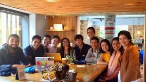 Primera cumbre de jóvenes del país 'Lidera el Cambio' - Foto: Comunicaciones Secretaría Social