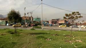 Limpieza del barrio Las Cruces  - Foto: Prensa Uaesp